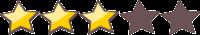 stelle recensioni 3
