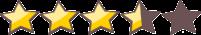stelle recensioni 3.5