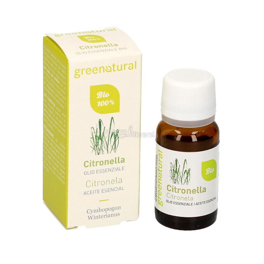 olio essenziale di citronella bio Essenthya
