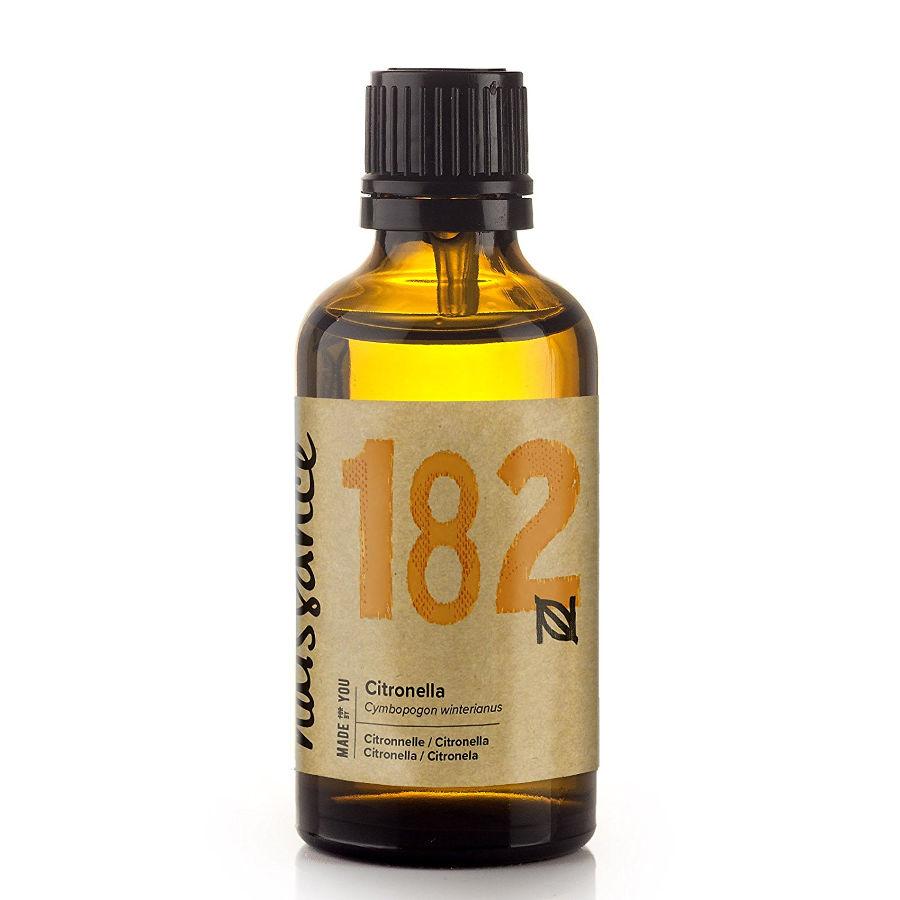 olio essenziale di citronella puro naissance