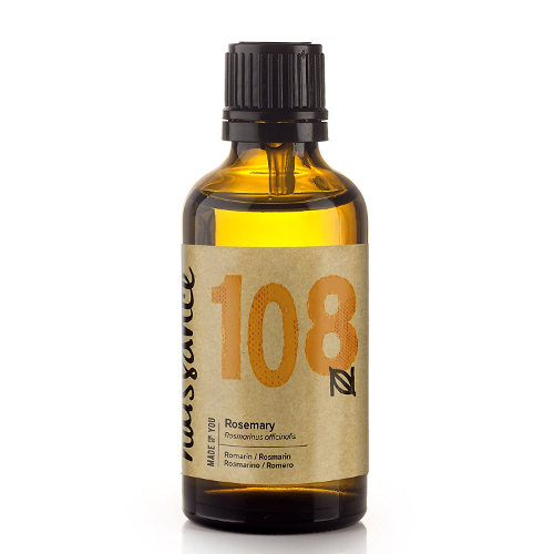 olio essenziale di rosmarino puro naissance