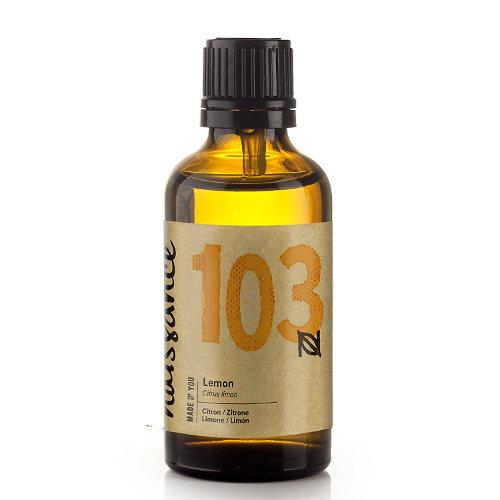 olio essenziale di limone puro naissance
