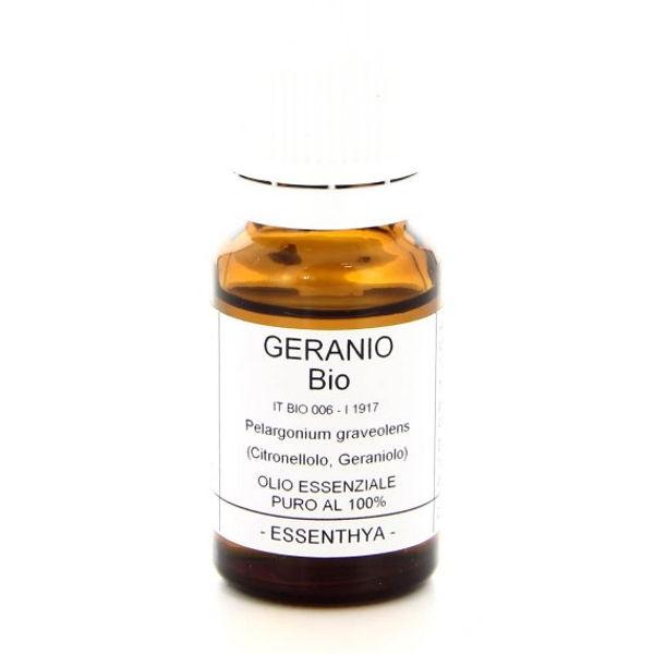 olio essenziale di Geranio puro bio