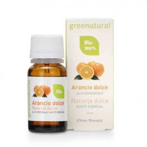 olio essenziale di arancio puro bio