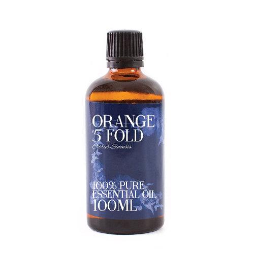 olio essenziale di arance puro mystic moments