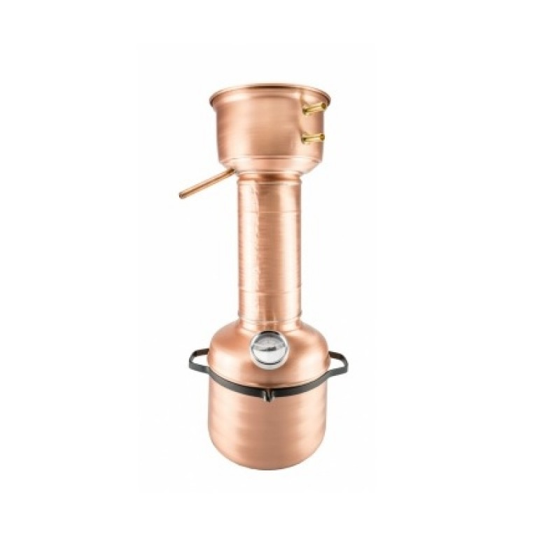 distillatore per oli essenziali 3 litri fungo