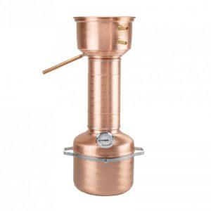 distillatore per oli essenziali 5 litri fungo